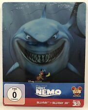 Disney | Pixar's | FINDING NEMO | Blu-ray |Steelbook German | Free Shipping
