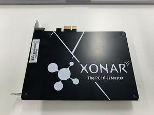 Asus Xonar AE sound card PC Hi-Fi master
