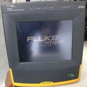 Fluke Networks Optiview Integrated Network Analyzer Ethernet Pro Gigabit