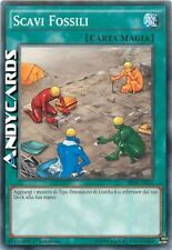Living Fossil FOSSILE VIVENTE • • Comune • SDSH IT030 • Yugioh • ANDYCARDS