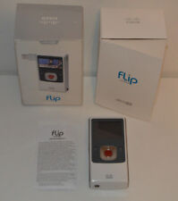 BOXED CISCO FLIP ULTRA HD CAMCORDER U260 WHITE 4GB HDMI DIGITAL VIDEO CAMERA