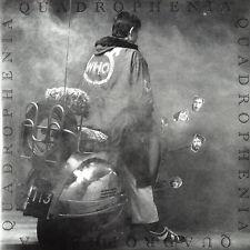 The Who QUADROPHENIA 180g +44pg Booklet GATEFOLD Polydor NEW SEALED VINYL 2 LP
