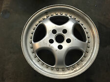 "RH ZW1 R17 17"" 8J ET60 5X112 2 PIECE SPLIT RIM ALLOY WHEEL X1 ZW1807560"