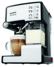 Mr. Coffee Café Barista Espresso and Cappuccino Maker with Milk Frother
