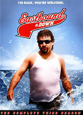 Eastbound  Down: The Complete Third Season (DVD, 2015, 2-Disc Set) NEW