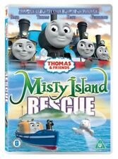 Thomas the Tank Engine and Friends: Misty Island Rescue DVD (2010) Greg Tiernan