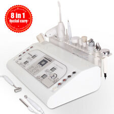 8 in 1 rimozione ultrasonica Moles ad alta frequenza di sollevamento galvanica d