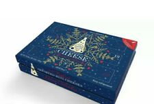 Aldi Cheese Advent Calendar 24 Festive Imported Mini Christmas Countdown Holiday