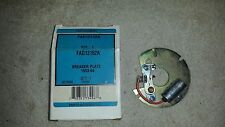 Ford 600 800 Or Late 8N Point Breaker Plate Assembly, PN#FAD12152A, NOS