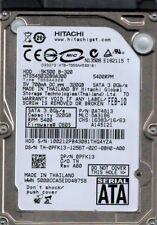 Hitachi HTS545032B9A300 P/N: 0A74813 MLC: DA3186 320GB