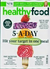 HEALTHY FOOD GUIDE MAGAZINE ISSUE AUGUST 2019 ~ NEW ~