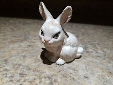 Vintage Ceramic Hand Painted Rabbit Bunny Figure Animal Easter