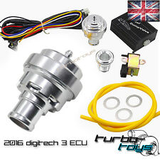 UNIVERSAL TURBO DIESEL BLOW OFF VALVE KIT fits PEUGEOT 206 306 406 407 307 HDI