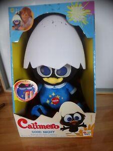 Peluche veilleuse projecteur musical Calimero IMC Toys neuf