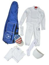 Fencing Gear by American Fencing Gear -  Sport Beginners Complete Set - Xs - New