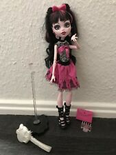 Poupée Monster High Draculaura Picture Day