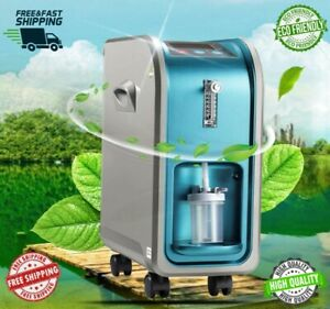 220V 5L Medical Grade Home Care Atomization Double Oxygen Machine Air Purifier