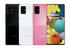 """Samsung Galaxy A51 5G (SM-A516B/DS) 6GB 128GB GSM 6.5"""" Dual SIM UNLOCKED"""
