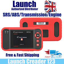 LAUNCH X431 Crp123 Code Reader Professional Obd2 Scanner Diagnostic Tool SRS ABS