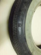 pneumatico fascia bianca 155x14 Ceat originale,gomma fascia bianca nuova