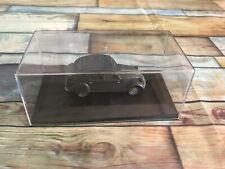 Voiture miniature Citroen 2CV 2 CV Norev Malle Bombée au 1/43