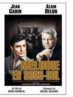 DVD Mélodie en sous-sol Jean Gabin Alain Delon COMME NEUF
