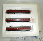 Liliput Spur H0 12604 Diesel-Triebzug VT 06 rot der DB in OVP (W619)