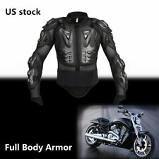 Motorcycle Racing Full Body Armor Guards Spine Chest Protector Gear XL XXL XXXL