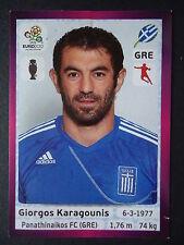 PANINI 94 Giorgos Karagounis Grecia euro 2012 Poland-Ucraina