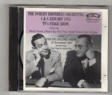 (IN887) The Dorsey Brothers Orchestra, 1 & 8 January 1955 TV Show - 1995 CD