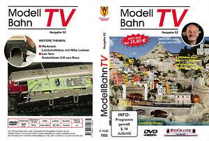Modell Bahn TV Ausgabe 52