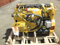 CATERPILLAR C7 - FMM Model - 330HP - DIESEL ENGINE FOR SALE - NEW SURPLUS