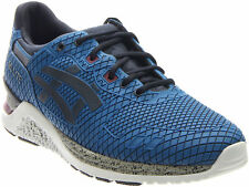 ASICS GEL Lyte EVO Mid Blue   Navy Mens Size 9.5 DS Hn543-4250 III 910df03bc0c2