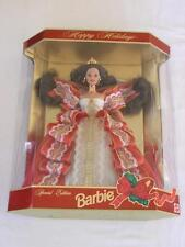 Happy Holidays 1997 Special Edition Barbie Doll New In Box
