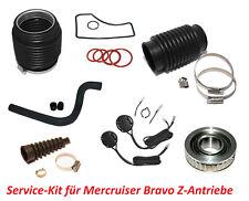 Mercruiser Bravo Z-Antrieb Service-Kit mit Bälge, Gimbal Lager, Trim Geber Top