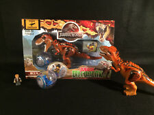 BNIB Indominus ! Tyrannosaurus Park works with Jurassic world Lego toy Dinosaurs