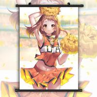 Boku no hero academia uraraka HD Print Anime  Wall Poster Scroll Room Decor