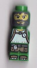 LEGO - Microfig Magma Monster -Green