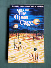 THE OPEN CAGE - RONALD HALL - PANTHER  P/BACK- 1973 - THRILLER