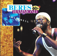 "BERES HAMMOND ""Sweetness"" CD. VP 1993. A ""best of"" compilation."