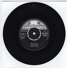SP 45 TOURS DUANE EDDY  THE BATTLE  LONDON 45-HLW 9324 en 1959