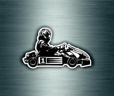 Sticker adesivi adesivo auto kart karting go tuning auto moto tuning laptop r1