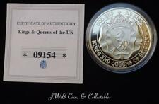2010 Commemorative Gold Plated Proof Coin - 1936 Year Of The Three Kings.