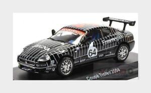 Maserati Gransport Trofeo #64 2004 Black EDICOLA 1:43 MASCOL060