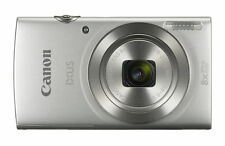 Canon IXUS 185 Digitalkamera Silber