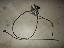 1998 Yamaha Grizzly 600 4X4 Carb Carburetor Intake Choke Throttle Cables