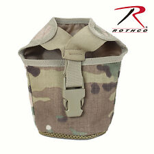 Rothco 40109 MultiCam MOLLE Compatible Canteen Cover