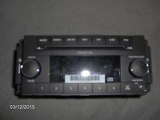 Mopar AM FM CD Radio P68021159AC with Front AUX Jack Daimler Chrysler