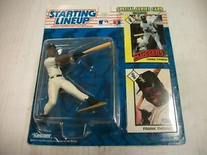 Starting Lineup FRANK THOMAS (1993) Chicago White Sox, MLB