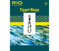 NEW RIO TIPPET RINGS TROUT 2MM 25LB - MAKES TIPPET REPLACEMENT FAST AND EASY
